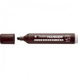 Marcatore Tratto Marker - a scalpello - marrone - 1- 5 mm (conf.12)