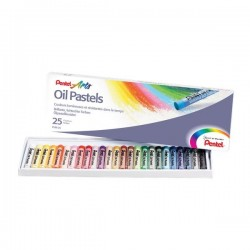 Pastelli ad olio Pentel (conf.25)