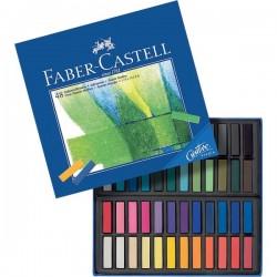 Creta Soft Pastel Creative Studio Faber Castell - assortiti (conf.48)