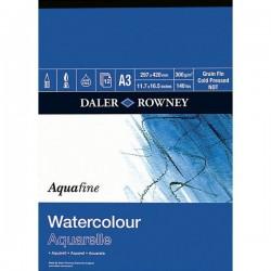 Blocco acquafine Daler-Rowney - A3
