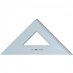 Linea Uni Arda - Squadra 45° - 45° 25 cm