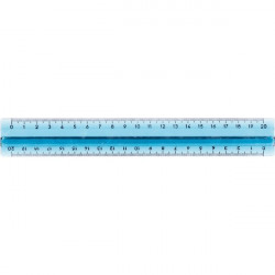 Linea Professional in plexiglass Koh-i-noor - Doppiodecimetro - 20 cm