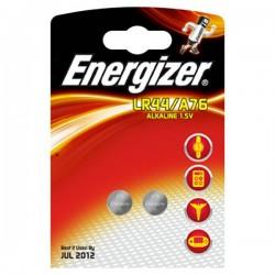 Pile Energizer Specialistiche - Alcaline - LR44/A76 - 1,5 V (conf.2)