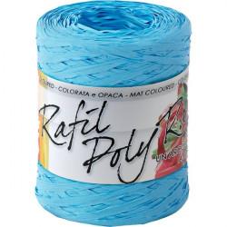 """Rocca """"Rafia"""" Brizzolari - 5 mm x 200 m - azzurro"""