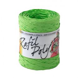 """Rocca """"Rafia"""" Brizzolari - 5 mm x 200 m - verde"""