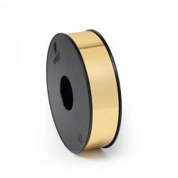 Nastro in bobina per regali Brizzolari - metallizzato - 30 mm x 100 m (conf.10)