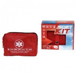 Kit primo soccorso da auto Pharma Shield - 15x13x5 cm