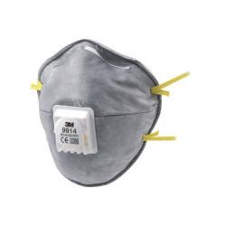Respiratore con strato di carboni attivi 3M - gas e vapori - FFP1 (conf.10)