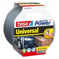 Nastro Extra Power Tesa - Extra Power Universal - Grigio - 10 M X 50 mm