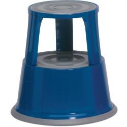 Sgabello in metallo 5 Star - blu