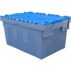 Contenitore per magazzino Viso - 60x40x30,5 cm - 40 kg