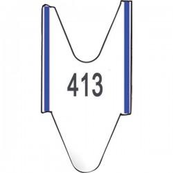 Rotoli tagliandi Blu per EliminaCode Printex Tr/roll/blu (conf.5)