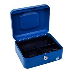 Cassetta portavalori 5 Star - 16x20x9 cm - blu