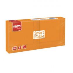 Tovaglioli in carta Fato - 25x25 cm - arancione 25x25 (conf.100)