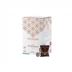 Caffè Mokamore - Decaffeinato - Compatibile Lavazza espresso point (conf.50)