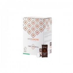 Caffè Mokamore - Arabica - Compatibile Nespresso (conf.50)
