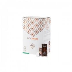 Caffè Mokamore - Crema - Compatibile Nespresso (conf.50)