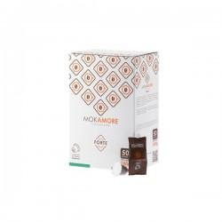 Caffè Mokamore - Forte - Compatibile Nespresso (conf.50)