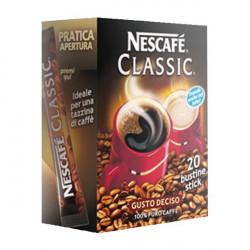Caffé monodose solubile Nescafè - classico (conf.20)