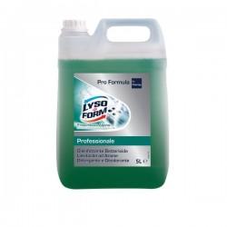 Lysoform Professionale disinfettante - floreale - 5 l