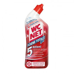 WC Net gel - 5 azioni - 800 ml