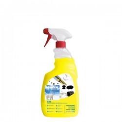 Detergente per inchiostri colla e grasso Sanitec - 750 ml (conf.6)