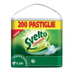 Svelto tablets per lavastoviglie - 200 pastiglie