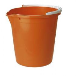 Secchio con becco La Piacentina - 10 litri - 28x28029,5 cm