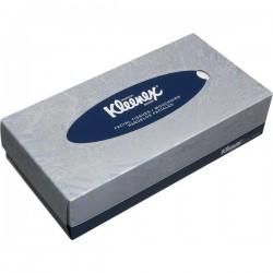 Fazzoletti in scatola Kimberly Clark - 2 veli (conf.100)