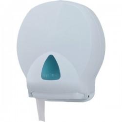 Distributori bagno QTS - maxi jumbo - 32,5x14,5x38 cm - Ø 30cm, Ø 7o4,2cm, P 10cm.