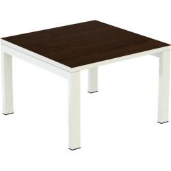 Tavolino per sala d'attesa o reception Paperflow - wengé