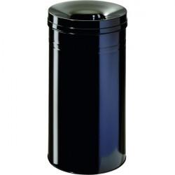 Cestino Autoestinguente Durable - nero - 68 cm - 375 mm