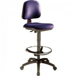 Sedia Disegnatore Unisit - nero - E800/C11 / EOE4/EN