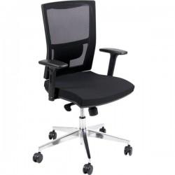 Sedia ergonomica Poga Unisit - nero