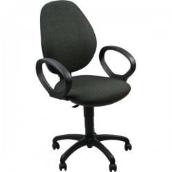 Sedie ergonomiche Cadrega 5 Star - Sedia Motion - grigio antracite - 99-111 cm
