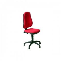 Sedia ergonomica Jazz Unisit - rosso
