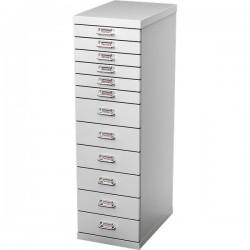 Cassettiere in lamiera Tecnical 2 - 12 - 29,1x43x97 cm
