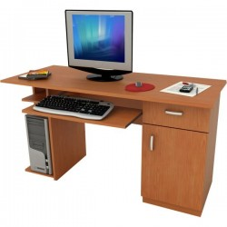 Portacomputer multimediale Artexport - noce
