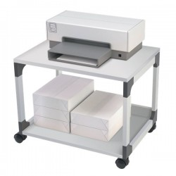 Carrello portastampante Durable - grigio - 60x43,2x47,7 cm - 2