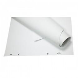 Blocchi per lavagna a foratura universale 5 Star - bianco - 95x64 cm (conf.5)