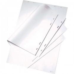Blocchi lavagna confezionati singoli Nobo - bianco - 96x67 cm
