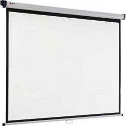 Schermo da parete 4:3 Nobo - 175x133 cm - 219 cm