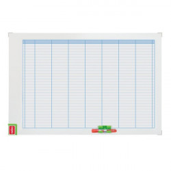 Planning magnetico Performance Nobo - settimanale - 60x90 cm