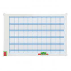 Planning magnetico Performance Nobo - annuale - 60x90 cm