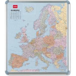 Cartina magnetica Nobo - politica - Europa - 111x95 cm