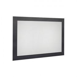 Lavagna Elegance SGS - antracite - 70x95 cm