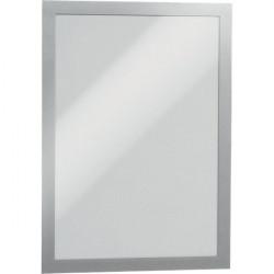 Magaframe Durable - A4 - argento (conf.2)
