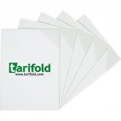 Buste Magnetiche Stickyfold Tarifold - A4 - Neutro - Retro Magnetico (Conf.5)
