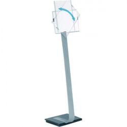 Espositore da pavimento Info Sign Stand Durable - A4 - 111-118 cm