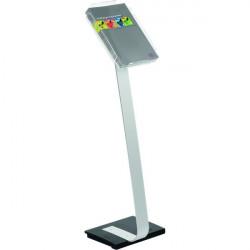 Espositore da pavimento Display Stand A4 Durable - A4 - 36,5x8x109 cm